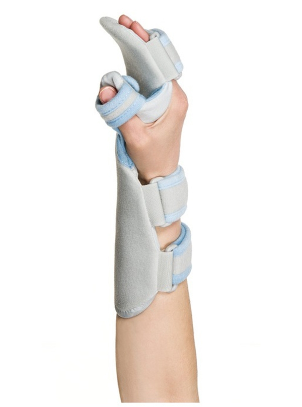 Splint for palm and forearm
