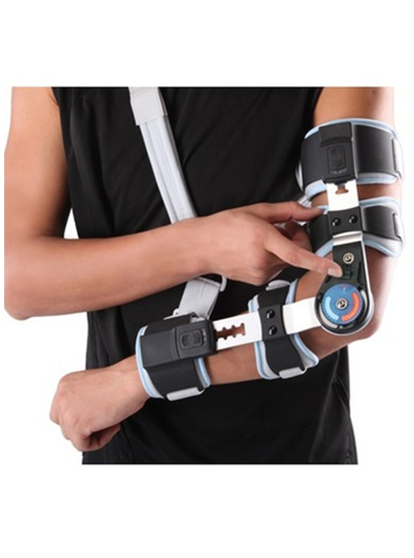 Elbow joint orthosis