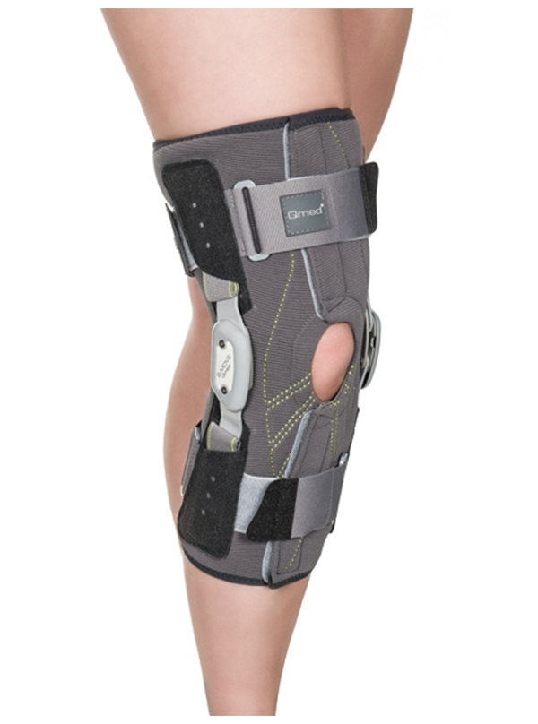 S-move Stabilizing knee joint orthosis open
