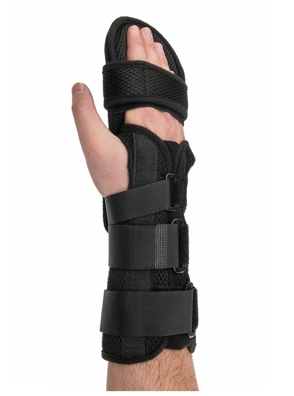 Uni hand Splint for hand and forearm